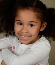 Farizah (Daalia Oguegbu's mum) Children's Modelling Course – July 2018