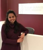 Kavija Andradi – Child Care Course Graduate (July 2018)