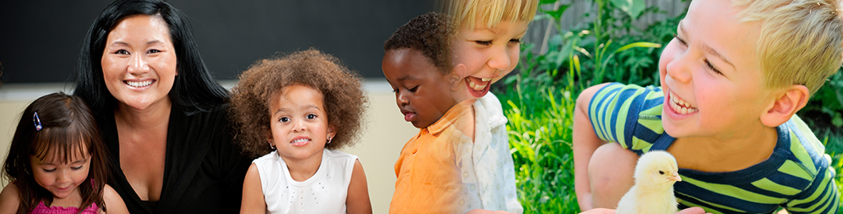 Diploma Of Early Childhood Education and Care   Children's Services Image