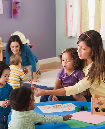 Government Funded Childcare Courses