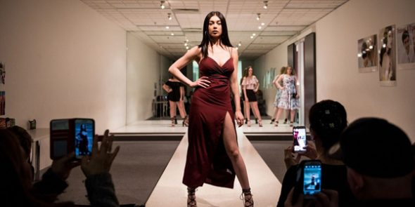 how to become a runway model