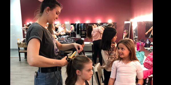 Makeup classes in Melbourne studio